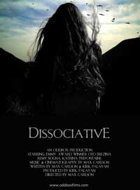 Dissociative - 43 x 62 Movie Poster - Bus Shelter Style A
