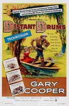 Distant Drums - 27 x 40 Movie Poster - Style C