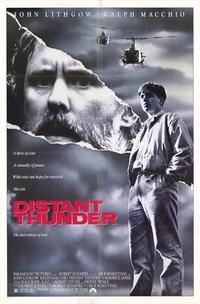 Distant Thunder - 11 x 17 Movie Poster - Style A
