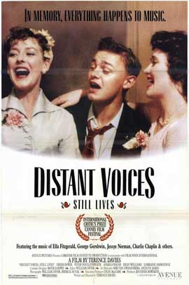 Distant Voices, Still Lives - 27 x 40 Movie Poster - Style A