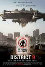 District 9 - 11 x 17 Movie Poster - Style E
