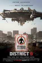 District 9 - 27 x 40 Movie Poster - Style B