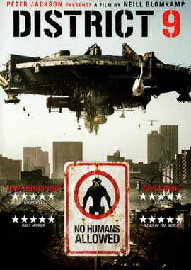 District 9 - 27 x 40 Movie Poster - UK Style A