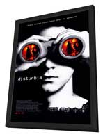 Disturbia - 27 x 40 Movie Poster - Style A - in Deluxe Wood Frame