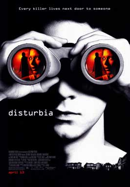 Disturbia - 43 x 62 Movie Poster - Bus Shelter Style A