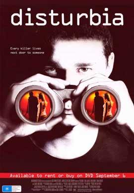 Disturbia - 11 x 17 Movie Poster - Style B