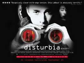 Disturbia - 11 x 17 Movie Poster - Style C