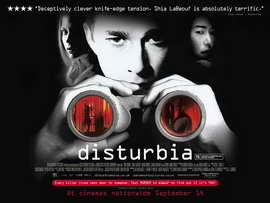Disturbia - 27 x 40 Movie Poster - Style C