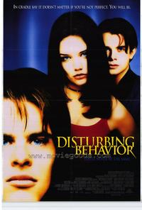 Disturbing Behavior - 11 x 17 Movie Poster - Style A