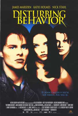 Disturbing Behavior - 11 x 17 Movie Poster - Style B
