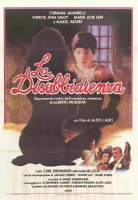 La Disubbidienza - 11 x 17 Movie Poster - Italian Style A