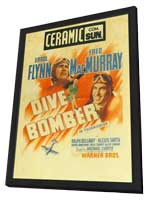 Dive Bomber - 11 x 17 Movie Poster - Style A - in Deluxe Wood Frame