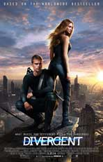 Divergent - 11 x 17 Movie Poster - Style A