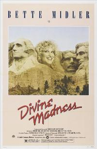 Divine Madness - 27 x 40 Movie Poster - Style B