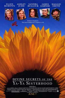 Divine Secrets of the Ya-Ya Sisterhood - 11 x 17 Movie Poster - Style A