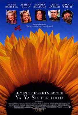 Divine Secrets of the Ya-Ya Sisterhood - 27 x 40 Movie Poster - Style A