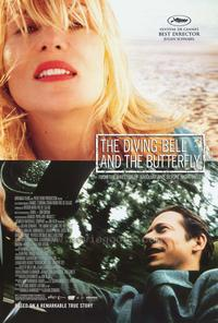 Diving Bell and the Butterfly - 43 x 62 Movie Poster - Bus Shelter Style A