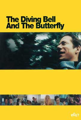 Diving Bell and the Butterfly - 27 x 40 Movie Poster - Style B