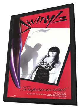 Divinyls - 27 x 40 Movie Poster - Style A - in Deluxe Wood Frame