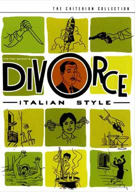 Divorce - Italian Style - 11 x 17 Movie Poster - Style B