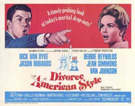 Divorce American Style - 11 x 14 Movie Poster - Style A