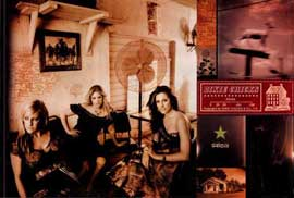 Dixie Chicks - 11 x 17 Music Poster - Style A