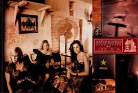 Dixie Chicks - 27 x 40 Music Poster - Style A