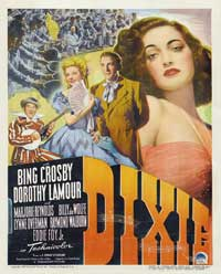 Dixie - 11 x 17 Movie Poster - Style B