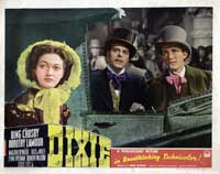 Dixie - 11 x 14 Movie Poster - Style B