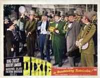 Dixie - 11 x 14 Movie Poster - Style E