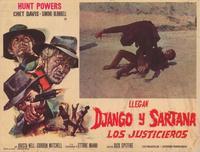 Django Against Sartana - 27 x 40 Movie Poster - Foreign - Style A
