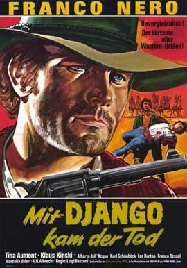 Django, His Pride and Vengeance - 11 x 17 Movie Poster - Style A