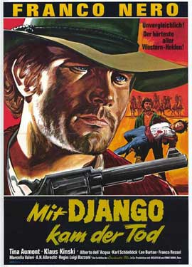 Django, His Pride and Vengeance - 27 x 40 Movie Poster - Style A