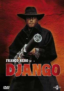 Django - 11 x 17 Movie Poster - German Style B