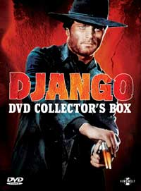 Django - 11 x 17 Movie Poster - German Style C