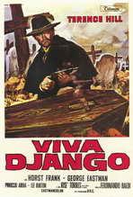 Django Sees Red - 27 x 40 Movie Poster - Italian Style B