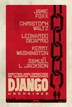Django Unchained - 11 x 17 Movie Poster - Style A