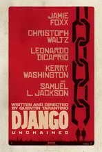 Django Unchained - 27 x 40 Movie Poster - Style A