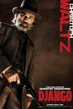 Django Unchained - 11 x 17 Movie Poster - Style D