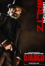 Django Unchained - 27 x 40 Movie Poster - Style D