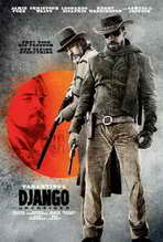 Django Unchained - 27 x 40 Movie Poster - Style F