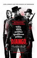 Django Unchained - 11 x 17 Movie Poster - Style H