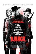 Django Unchained - 27 x 40 Movie Poster - Style H