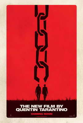 Django Unchained - 27 x 40 Movie Poster - Style B