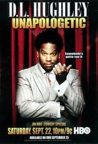 D.L. Hughley: Unapologetic - 11 x 17 TV Poster - Style A