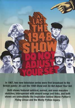 Do Not Adjust Your Set - 11 x 17 Movie Poster - UK Style A
