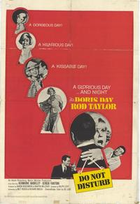 Do Not Disturb - 27 x 40 Movie Poster - Style A