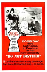 Do Not Disturb - 11 x 17 Movie Poster - Style B