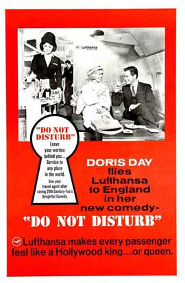 Do Not Disturb - 27 x 40 Movie Poster - Style B