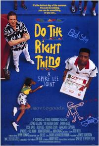 Do the Right Thing - 43 x 62 Movie Poster - Bus Shelter Style A